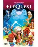 Elfquest T6 le siège de la montagne bleue